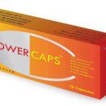 باور كابس power caps   علاج الانفلونزا والبرد